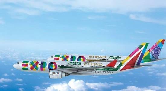 Decollato il 1° gennaio primo volo Alitalia Etihad